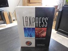 NEW Castelle Lanpress Jr Mp Enet 10BT 1-Port Multi Protocol Print Server Network