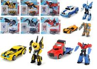 Transformers 2 Pack Bumblebee Optimus Prime Drift Ages 3+ Toy Robot Car Speed