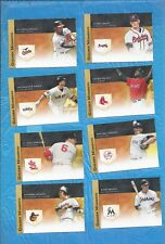 2012 TOPPS SERIES 2 GOLD MOMENTS INSERT SET (50) KEN GRIFFEY JR STANTON POSEY