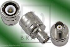 BNC Female to C Male adapter Ludlum UG-636A/U BRACKE BM50711