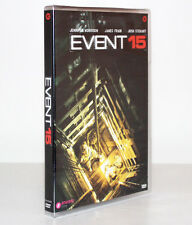 EVENT 15 [JENNIFER MORRISON. JAMES FRAIN, JOSH STEWART] [DVD 2013] RARO