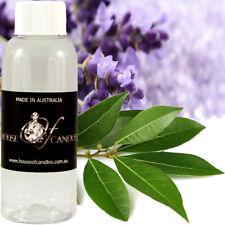 EUCALYPTUS & LAVENDER  Diffuser Fragrance Oil Refill & Reeds VEGAN/CRUELTY FREE