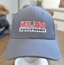 Pre-owned Kalaco Equipment Odessa Texas Oilfields Baseball Cap Hat