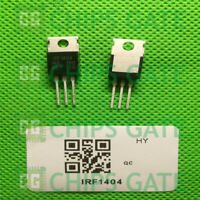 """2PCS New IRF1404 IRF 1404 Power MOSFET TO-220 /""""IR/"""""""