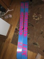 Line Anthem Skis w/ Marker Griffon bindings *BRAND NEW* 161 CM TWIN TIP SKIS
