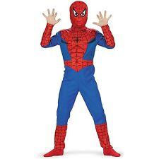 Spiderman Kids Costume - Large ( Size 10-12 ) 5111