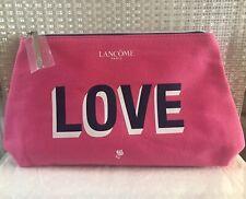 Lancome Love Pink Make Up/Toiletries Bag Brand New