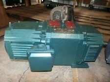 RELIANCE DC SHUNT WOUND MOTOR 01KA512289-BD 5 HP, 180V, DP, 3500 RPM, C1811ATZ