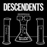Descendents - Hypercaffium Spazzinate [LP][schwarz]