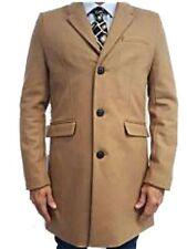 Burton Wool Long Coats & Jackets for Men