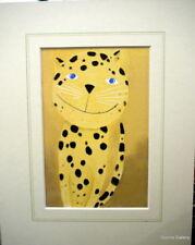 Lithograph Yellow Art Prints