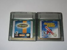Nintendo Game Boy Color Lot Of 2 Extreme Sports Games