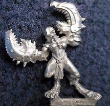 1994 Chaos Daemonette of Slaanesh 1 Citadel Warhammer Demon Army D&D Devil Fiend