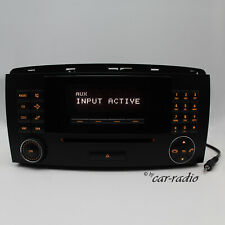 Original Mercedes W251 Autorradio Audio 20 CD MF2720 Cd-R Aux-In A2518207889