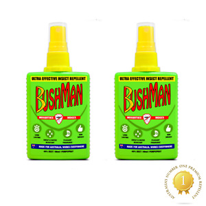 Insect Repellent by Bushman - 40% DEET.  2 pack