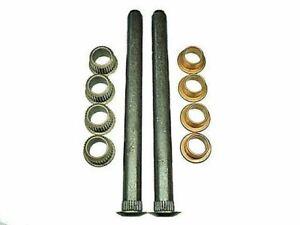 Chevrolet Pontiac door hinge pins pin bushing kit 2pin 8 bushings