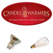 Candle Warmers Etc Replacement Bulbs