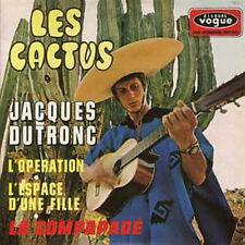 CD Single Jacques DUTRONC Les Cactus EP REPLICA 4-TRACK CARD SLEEVE + NEUF