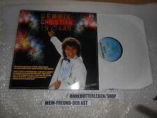 LP Pop Dennie Christian - 15 Jaar (16 Song) QUALTIEL - autogramm / signed -