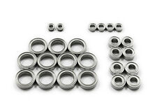 Jazrider Metal Sealed Ball Bearing Kit Set(25pcs)For Axial EXO Terra Buggy/RTR