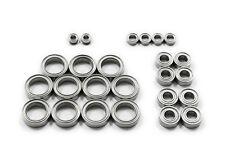Jazrider Metal Sealed Ball Bearing Kit Set(25pcs)For Axial EXO Terra Buggy/RTR