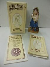 Jan Harga Collectibles Limited Edition, Lisa and the Jumeau Doll 1982 090913ame