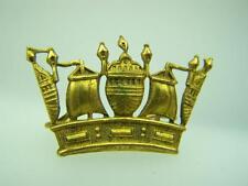 Vintage Royal Fleet Auxiliary military badge       1205