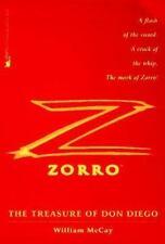 Zorro: The Treasure of Don Diego No. 1 by William McCay (1998, Paperback)