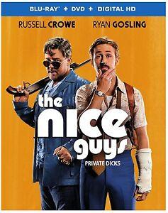 The Nice Guys (Blu-ray + DVD)