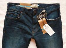 Indigo, Dark wash Mid Rise Jeans Long NEXT for Men