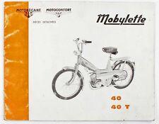 Catalogue1970  MOTOBECANE - MOBYLETTE 40 - 40 T