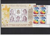 Spain mint never hinged Stamps Ref 15676