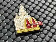 pins pin RONALD MC DONALD'S MC DO BOURG EN BRESSE