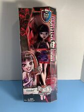 "Monster High Elissabat 10.5""  Doll Outfit Boots Ghoul Fair"