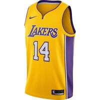 Brand New Nike Brandon Ingram Los Angeles Lakers Icon Edition Swingman Jersey