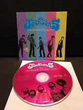 JACKSON 5 THE ULTIMATE COLLECTION (1996) CD