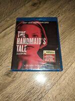 The Handmaids Tale: Season One (Blu-ray Disc, 2018, 3-Disc Set)