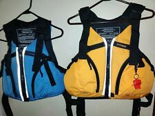 Stohlquist Buoyancy Aid Yellow 2 Life Jacket Adult Universal Plus & WOMEN MED/L