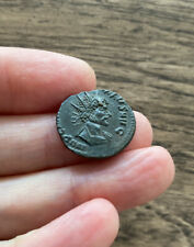 ROMAN. QUINTILLUS (270 A.D). BRONZE ANTONINIANUS.