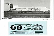 1/200 FLIGHT PATH DECAL 20-31; Alaska Boeing 727-200