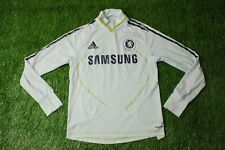 CHELSEA LONDON 2010/2011 FOOTBALL SWEATSHIRT SWEATER TRAINING ADIDAS ORIGINAL
