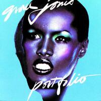 GRACE JONES - PORTFOLIO    CD NEU