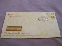 GB First Day Cover / FDC - British Philatelic Bureau Edinburgh / Robert Burns