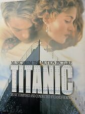 Music From The Motion Picture Titanic James Horner Box Set CD Japan Import