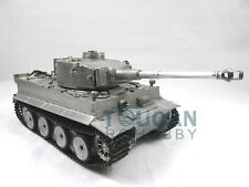 100% Metal Mato 1/16 Tiger I RC RTR Tank Model Infrared Version Metal Color 1220