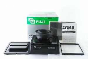 Excellent++ FUJI FUJIFILM GX680 Lupe finder Magnifying & Inten Screen from Japan