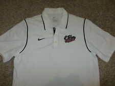Sacramento River Cats Giants White Nike Dri-Fit Minor League Baseball Shirt Lg L