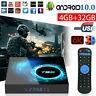 T95 Android 10.0 TV-Box 4GB + 16/32/64GB Quad Core HD 6K HDMI WIFI Media play