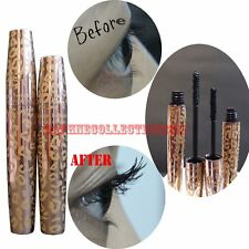 3D Fiber Lashes Mascara - 2 Sets (4 tubes) Angel Mask AM368 Mascara Set