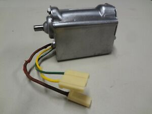 64-65 CHEVELLE GTO 442 GM 4-WAY POWER BUCKET SEAT TRACK MOTOR STRONG RUNNING
